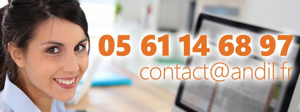 Contactez Andil au 05 61 14 68 97
